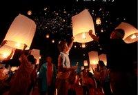 Cheap 2015 Free Shipping Sky Lanterns,Wishing Lantern Fire Balloon Chinese Kongming Lantern Wishing Lamp For BI