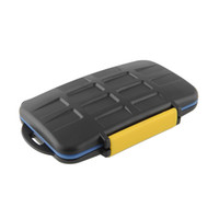 Wholesale New Waterproof Anti Shock Memory Card Storage Carrying carry Case Holder Box For CF SD Portable