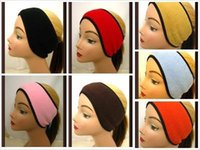Wholesale Polar Fleece Ear band Muff Warmer Wrap Headband unisex