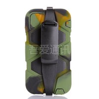 apple iphone - Belt Clip ShockProof DustProof Stand Hybrid Rugged Armor Silicone PC Protective Case Skin Cover Protector for Apple iPhone quot Inch