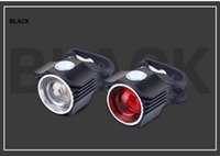 LED battery powered tail lights - new arrival high power bike tail light built in lithium battery with good quality CL43