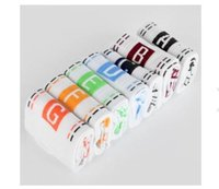 Wholesale Fashion Pairs White Cotton Socks Day of the Week Ankle Socks with Colorful Character for Man