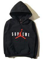 sport hoodies - hoodie men High quality jordan hoodie Sweatshirt hip hop men s sport thick hooded fashion men sportswear jackets