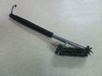 grill brush - 360 CLEAN GRILL BRUSH quot Best BBQ Grill Brush Stainless Steel Brushes In Provides Effortless Cleaning BBQ Accessories Gift