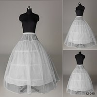 dresses shop - 2015 New Ball Gown Wedding Dresses Bridal Gown Quinceanera Dresses Petticoat White Underskirt Gown Free Size Drop Shopping