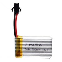 Wholesale RC Lipo Battery V mAh Quadcopter Drone Battery for F182 F183 H8C H8D High Endurance High quality