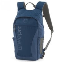 Wholesale Lowepro Photo Hatchback L AW Galaxy Blue Backpack Shouders Bag Camera Bag Flexible Daypack