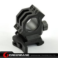 Wholesale GB CNC Quick Lock QD Scope Mount mm mm Black NGA0755