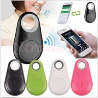 Wholesale 3000pcs CCA2956 New Bluetooth Anti Lost key Alarm Tracer Camera Remote Shutter IT iTag Antilost Alarm Selftimer Smartphone Bluetooth