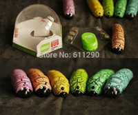 animal brain - New infrared remote control beetles magic bug super wireless lifelike caterpillar funny simulation animal toys Tricky Brains toy