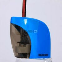 Wholesale Hot Selling Pencil Sharpener Electric Automatic Touch Battery For Personal Home Office School Stationery