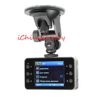 Wholesale Hot Car DVR Recorder K6000 w Retail Box Full HD Vehicle Cameras Camcorder quot P Vehicle Blackbox Night Vision DVR Wide Angle Lens Dvrs