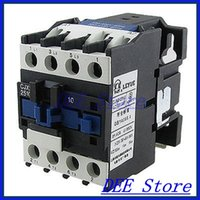 Wholesale CJX2 Motor Control AC Contactor Poles One NO AC Kw V Coil