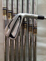 Wholesale golf clubs AP2 irons set P with dynamic gold steel R300 shaft AP2 golf irons free headcover