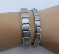 men titanium bracelet - Fashion health Titanium bracelets for men and women to treat arthritis exercise energy bracelet