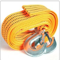 Wholesale Car trailer rope meters neon rope car rope thickening rope trailer belt order lt no track