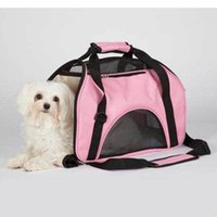 Wholesale PET DOG CARRIER chihuahua yorkie maltese toy poodle puppy CARRIER TOTE TRAVEL BAG colours