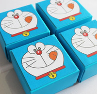 Wholesale 50piece Cute Doraemon Candy Packing Box Size cm