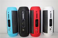 Wholesale New Q600 Bluetooth Speaker Bright light LED flashlight speaker rhythm Travel Speaker by DHL