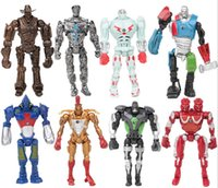 gift sets - Real Steel PVC Action Figure Collection Model Toys Classic Toys Dolls Christmas Gift set by DHL sets