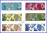 Wholesale 1pc Camouflage US Keyboard Cover Silicone Skin Guard Protector For MacBook Pro Retina quot quot quot MacBook Air quot