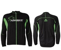 warm up jackets - Winter Warm Up Thermal Cycling Jacket Bicycle Clothing Windproof Waterproof Jersey MTB Mountain Bike Jacket Colour XXS XL