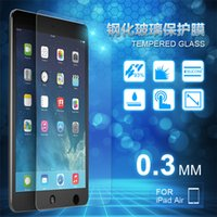 broken glass - Anti broken Tempered Glass mm H Anti Scratch Explosion proof For Ipad Air min mini2 LCD Screen Protector