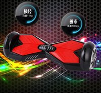 Wholesale 6 inch Samsung bluetooth bags Wheel Smart Balance Electric Scooter gold Skateboard Motorized Adult Standing Drift Board A7