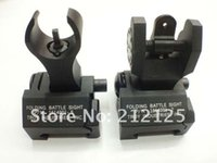 Wholesale Troy Metal Front and Rear sight free ship