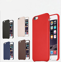 Wholesale For Apple Logo1 Original Design Official For iPhone s case leather Cover For iPhone Plus cases