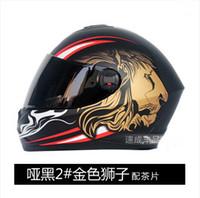 Wholesale Made in china ABS YOHE Helmet YH Full Face Motocross motorcycle helmet OFF Road motorbike helmet Electric bicycle helemts