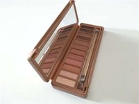 Wholesale HOT Sale Makeup Nude Eye Shadow Colors Eye shadow plate by DHL