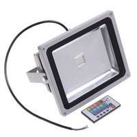 Wholesale Good quality W RGB led flood lighting waterproof IP65 Full watt chip