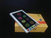 7 inch 7.0 inch - New Inch Tablet Phone G ROM Dual Core Phablet MTK6572 G GSM Dual Sim with Free Leather Case C Batteries Tablet PC P1000 P8