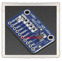 adc modules - ADS1115 Module I2C Bit ADC Channel with Pro Gain Amplifier for rduino RPi