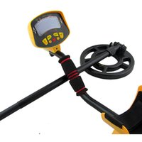Wholesale Detector Metales Promotion Time limited Ground Search Gold Metal Detector High Sensitivity Underground Digger Md3010ii