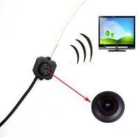 Wholesale 2015 NEW Mini Wireless Micro Hidden Spy Camera Nanny Camcorder Pinhole System
