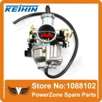 accelerate performance - KEIHIN mm Carburetor With Power Jet Accelerating Pump Racing Power Performance Carburetor Hand Or Cable Choke