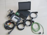 Precio de Herramientas de disco duro-Herramienta de diagnóstico de la estrella del mb de WIFI para el software de mercedes b enz + HDD 2016.09V + el ordenador portátil de la pantalla táctil de X200T instalado MB SD C4 Xentry para el diagnóstico de la estrella