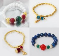 Wholesale Fashion Bracelets for Women Luxury Agate Women s Bracelets Top Quality Bohemia Chirstmas Gift Beaded Strands on Sale