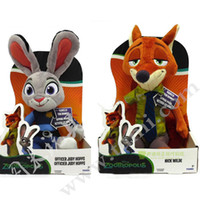 Cheap ZootoPia plush Toy Best ZootoPia Stuffed Animals