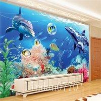 ablution block - 3D Underwater World aquarium backdrop backdrop D Underwater World Children ablution block children s amusement park TB