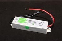 lamp supplies - Waterproof LED Light Lamp Driver Power Supply Adapter Converter LED Transformer Input AC110V V Output DC12 V for strip light