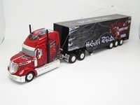 Wholesale Big Remote Control Big Size Kingtoy QY0203B RC CH container heavy truck with lights and sounds