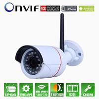 Wholesale H Video Surveillance Wireless CCTV Camera P HD Mini IP Camera WiFi Waterproof Outdoor IR Night Vision Security Camera A5