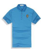 t shirts manufacturer - Manufacturers men s t shirt lapel short sleeved polo shirt