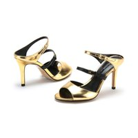 Wholesale sandals for women ST SAT Brand Peep toe high heels slippers shoes
