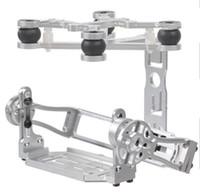 aluminum motor mounts - Axis Aluminum FPV Brushless Camera Mount kit Gimbal with Motor for Gopro3 DJI Phantom