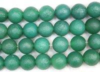 Cuentas de ónix verde Baratos-15.5