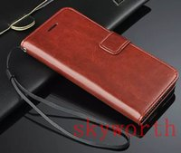 Wholesale Wallet PU Leather Flip Case Cover Pouch with Card Slot Photo Frame for iPhone G S G S C G Plus Samsung Galaxy S4 S5 S6 Note